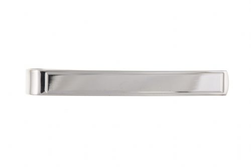 Tie Bar Sterling Silver PlainTie Clip